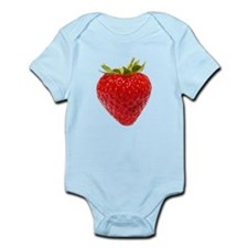 Straberry Body Suit