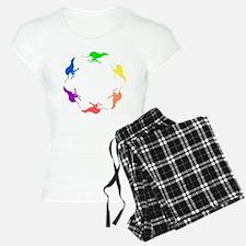 Greyhound Circle Pajamas