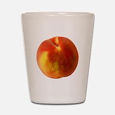 Peaches Shot Glass