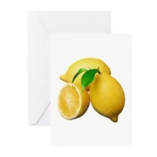 Lemon Greeting Cards (Pk of 20)