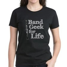 Clarinet Band Geek Tee