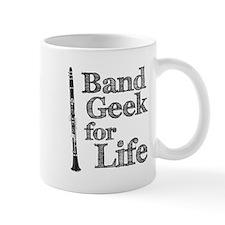 Clarinet Band Geek Mug