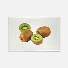 Kiwi Fruit Rectangle Magnet