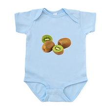 Kiwi Fruit Infant Bodysuit