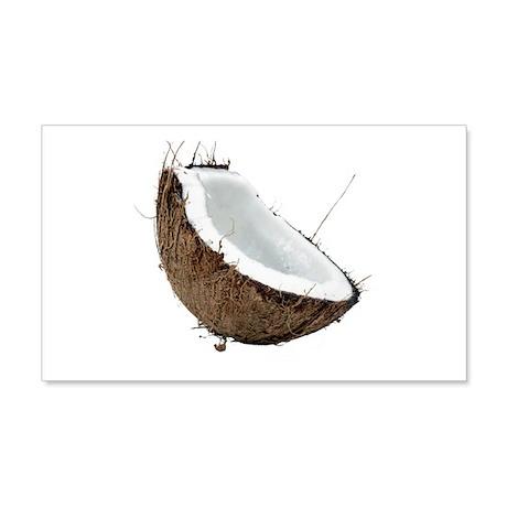 Coconut 22x14 Wall Peel