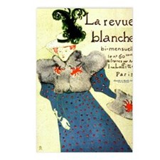 Toulouse Lautrec Art Postcards (Package of 8)