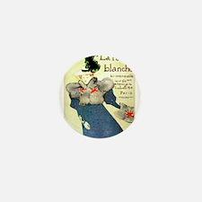 Toulouse Lautrec Art Mini Button