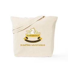 8th Cavalry Reg. 1965-1966 Tote Bag