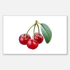 Cherries Cherry Decal