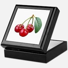 Cherries Cherry Keepsake Box