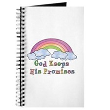 God Keeps His Promises Journal