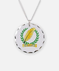 Grand Recorder Necklace