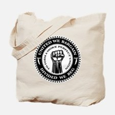 United We Bargain Tote Bag