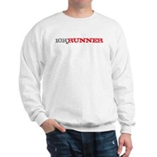 10K Runner Red Sweatshirt