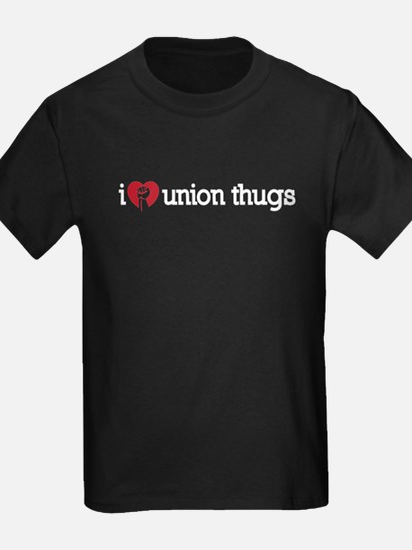 I Love Union Thugs T