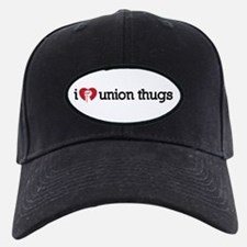 I Love Union Thugs Baseball Hat