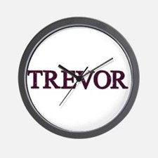 Trevor Wall Clock