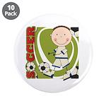Boy Soccer Player 3.5