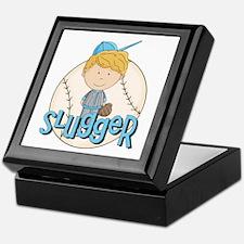 Baseball Slugger Keepsake Box