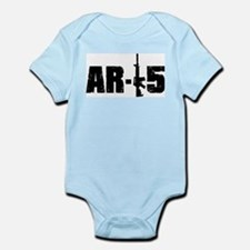 AR-15 Infant Bodysuit