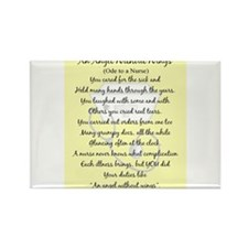 Nurse Gifts XX Rectangle Magnet (100 pack) for