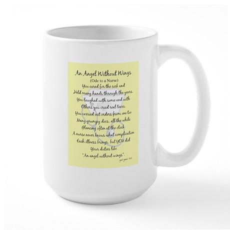 Nurse Gifts XX Large Mug