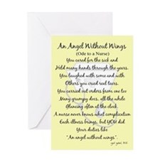 Nurse Gifts XX Greeting Card