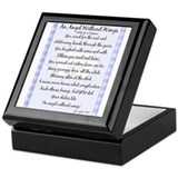 Retiring     icu  nurse Keepsake Boxes