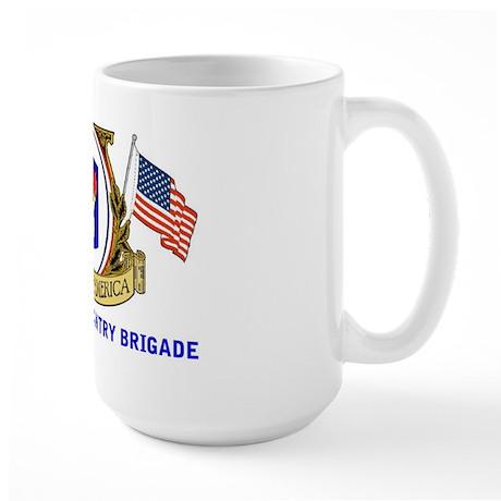 196th LIGHT INFANTRY Large Mug