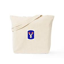 196th LIGHT INFANTRY Tote Bag