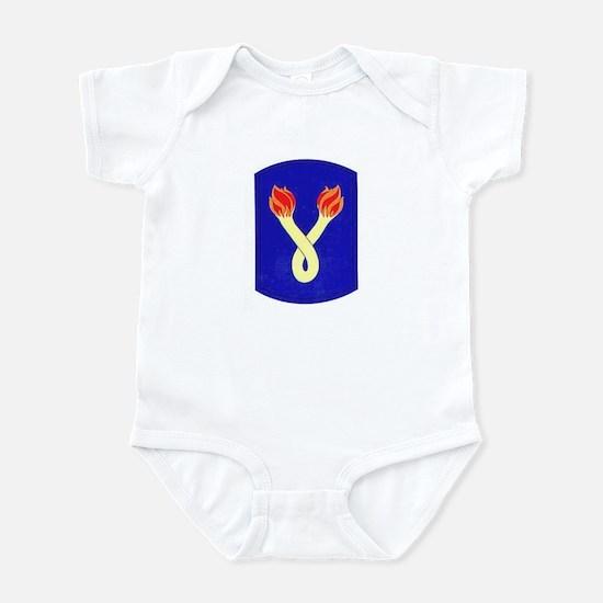 196th LIGHT INFANTRY Infant Creeper
