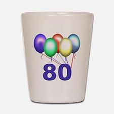 80 Gifts Shot Glass