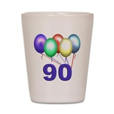 90 Gifts Shot Glass