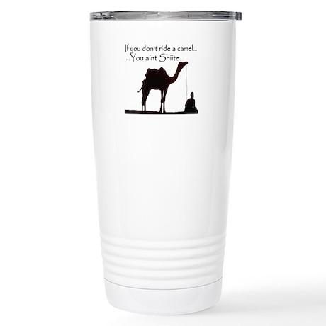 Shiite Camel Stainless Steel Travel Mug