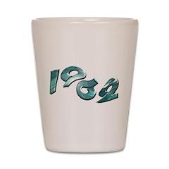 1962 Shot Glass