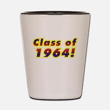 Class of 1964 Shot Glass