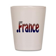 .France Shot Glass