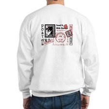 Single Image - Postal Art Sweatshirt