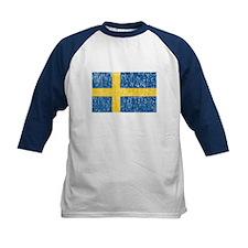Vintage Sweden Flag Tee