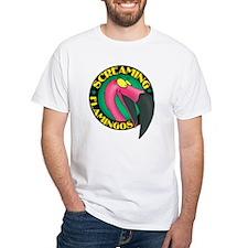 Screaming Flamingos Shirt
