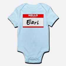 EARL!!! Infant Creeper
