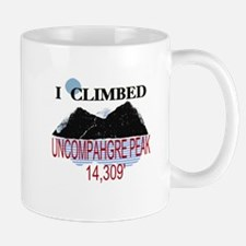 I Climbed UNCOMPAHGRE PEAK Mug