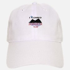 I Climbed UNCOMPAHGRE PEAK Baseball Baseball Cap
