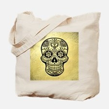Skull20170494_by_JAMFoto Tote Bag