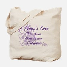 Nana Love Tote Bag