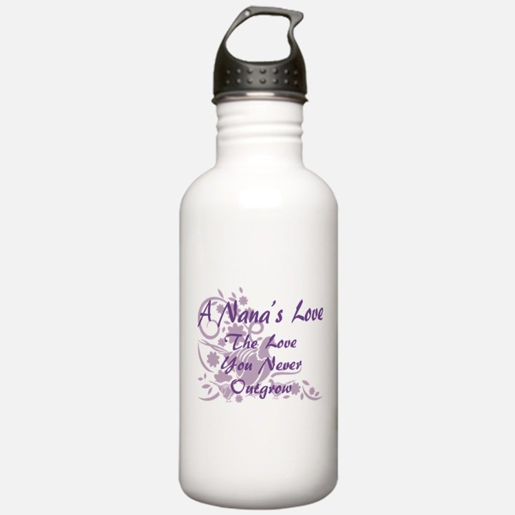 Nana Love Water Bottle