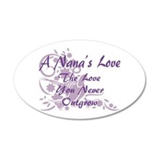 Nana Love Wall Decal