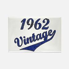 Cute Vintage 1962 Rectangle Magnet