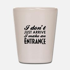 Entrance Shot Glass