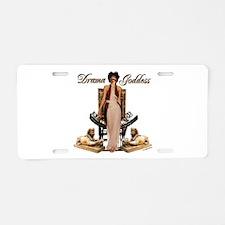 Drama Goddess Aluminum License Plate